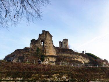 ファルケンブルフ城跡