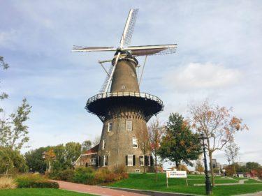 ライデンの風車博物館(デ・ファルク)