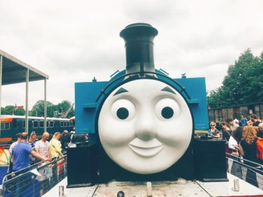 ユトレヒト鉄道博物館でトーマスに会えた!