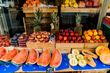 オランダ語で果物の名前