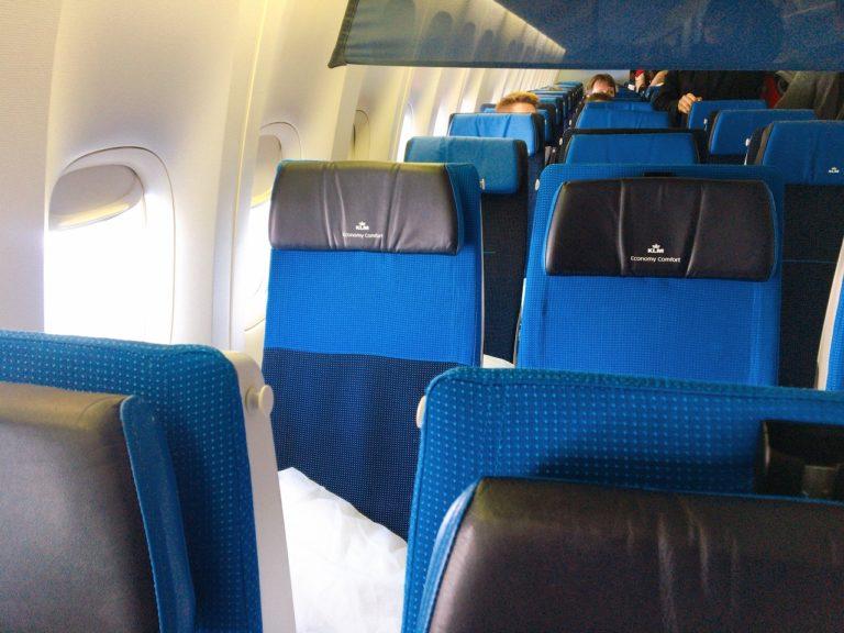 KLMオランダ航空の座席指定│オランダジェーピー Oranda.jp
