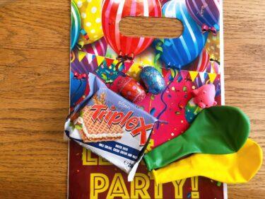 【オランダの誕生日お祝い】クラスの子供にプレゼント!トラクターチ